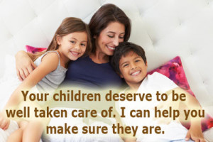 Child support attorney in California